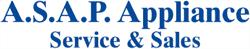 A.S.A.P. Appliance Service & Sales