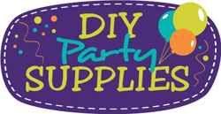 D.I.Y. Party Supplies