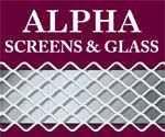 Alpha Screens & Glass