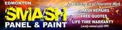 Edmonton Smash Paint & Panel