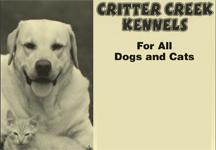 Critter Creek Kennels