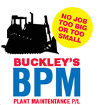 Buckley's Plant Maintenance