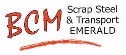 BCM Scrap Steel