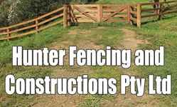 Hunter Fencing and Constructions Pty Ltd