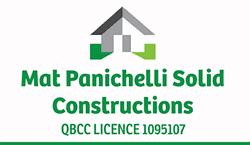 Mat Panichelli Solid Constructions