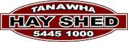 Tanawha Hay Shed