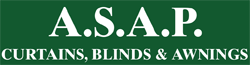 A.S.A.P. Curtains, Blinds and Awnings