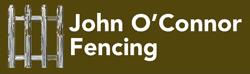 John O'Connor Fencing