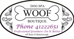 Woof Dog Spa & Boutique
