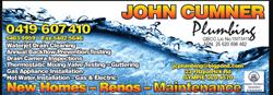 John Cumner Plumbing