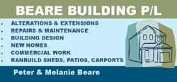 Beare Building Pty Ltd