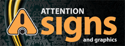 Attention Signs and Graphics