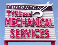 Edmonton Tyre and Mechanical Services