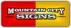 Mountain City Signs