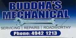 Buddha's Mechanical