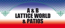 A & B Lattice World & Patios