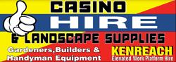 Casino Hire & Landscape Supplies - Kenreach