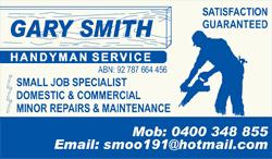 Gary Smith Handyman Service