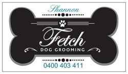 Fetch Grooming Doggy Day Spa