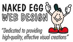 Naked Egg Web Design
