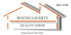 Wayne Laverty Quality Sheds