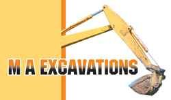 M.A. Excavations