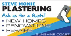 Steve Monie Plastering