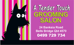 A Tender Touch Grooming Salon