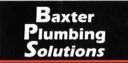 Baxter Plumbing Solutions
