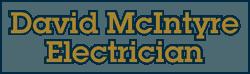 David McIntyre Electrician