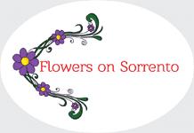 Flowers on Sorrento