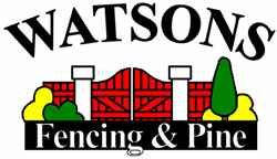 Watsons Fencing & Pine Pty Ltd