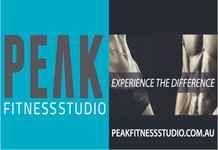 Peak Fitness Studio