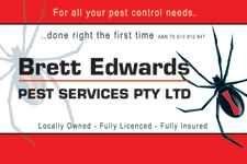Brett Edwards Pest Services