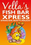 Vella's Fish Bar Big Bear Shopping Centre