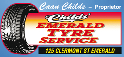 Childs' Emerald Tyre Service