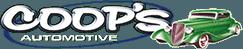 Coop's Automotive
