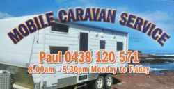 Mobile Caravan Service
