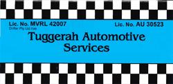 Tuggerah Automotive Services