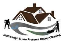 Brett's High & Low Pressure Rotary Cleaning
