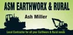 ASM Earthworx & Rural Contractors
