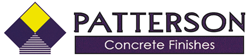 Patterson Concrete Finishes