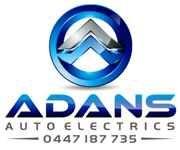 Adans Auto Electrics