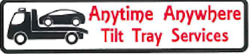 Anytime Anywhere Tilt Tray Services