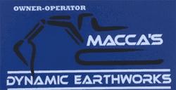 Macca's Dynamic Earthworks