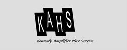 Kennedy Amplifier Hire Service