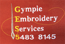 Gympie Embroidery Services