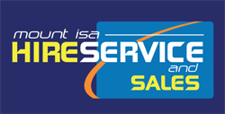 Mount Isa Hire Service and Sales