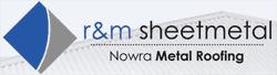 R&M Sheetmetal Nowra Metal Roofing