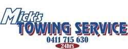 Mick's Towing Service Pty Ltd